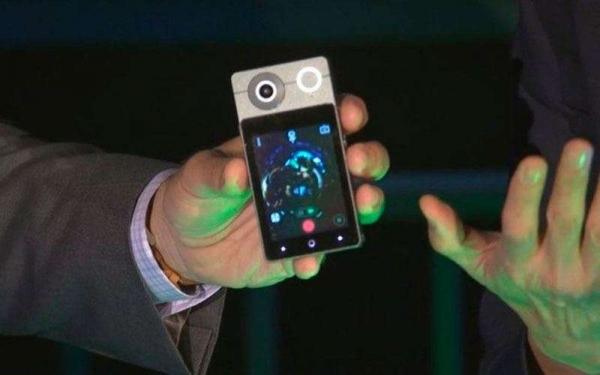 Acer Holo 360 – Новая камера 360 градусов со встроенным 4G LTE