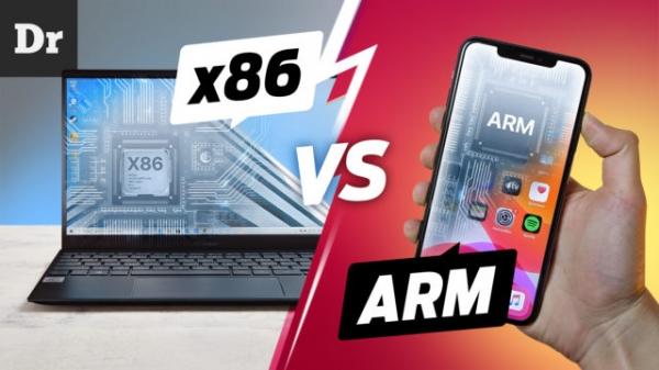 Битва архитектур: ARM против x86 — РАЗБОР