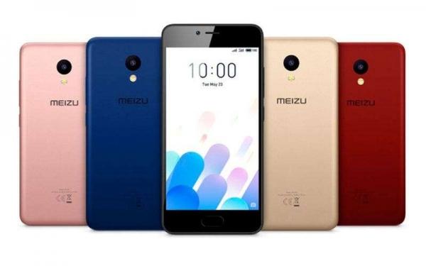 Бюджетный смартфон Meizu M5C для международного рынка с ярким дизайном