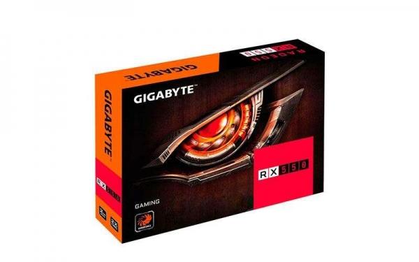 Gigabyte выпускает две бюджетные разогнанные видеокарты Radeon RX 550