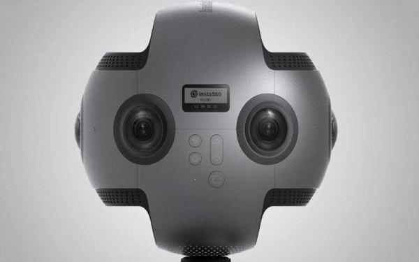 Insta360 Pro – Доступная 8K камера 360 градусов для создателей VR контента