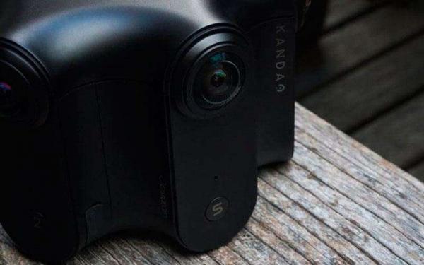 Kanado Obsidian построенная на 360-дюймовой камере Facebook готова для съёмки