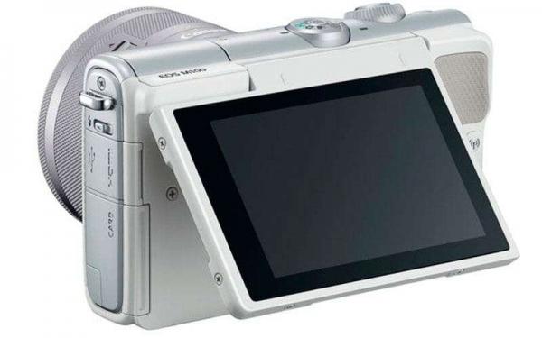 Маленький и доступный фотоаппарат Canon EOS M100 с 24,2-МП датчиком