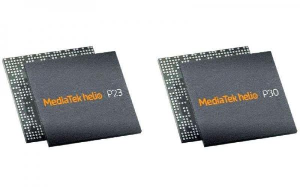 MediaTek Helio P23 и Helio P30 — Два новых процессора для смартфонов среднего класса