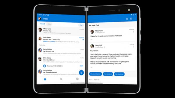 Microsoft Surface Duo: Обзор удивительного Android!