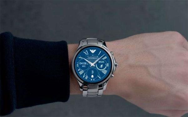 Новые смарт-часы Armani Emporio добавляют стиля для Android Wear