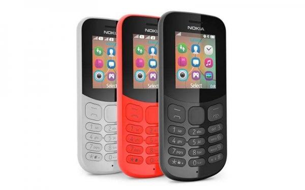 Новые телефоны Nokia 105 и Nokia 130 были официально представлены