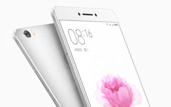 Обновленный Xiaomi Mi Max Prime имеет гигантский дисплей, окта-ядерный процессор, 4 Гб ОЗУ и 128 Гб памяти