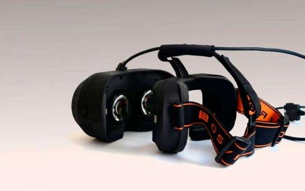 Общественная VR-гарнитура Sensics VIS имеет на 70% лучшее разрешение, чем Vive и Rift