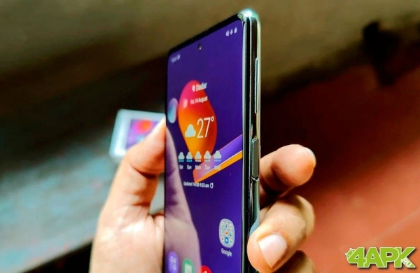 Обзор Samsung Galaxy M31s: конкурентный смартфон. Цена и качество