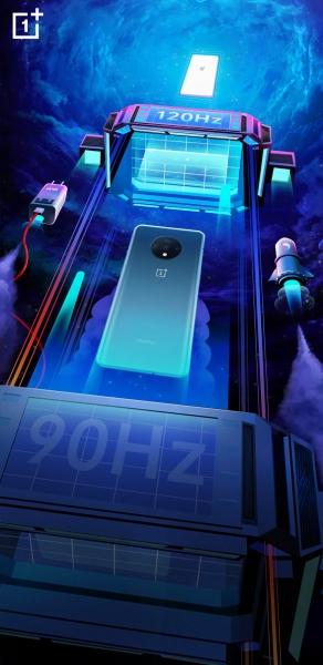 OnePlus 8T: 120-Гц дисплею — быть. Анонс 14 октября