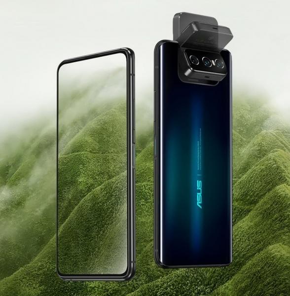 Полная разборка ASUS Zenfone 7 Pro