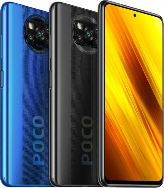 Пресс-фото Xiaomi Mi 10Т Lite в стиле Poco X3 NFC
