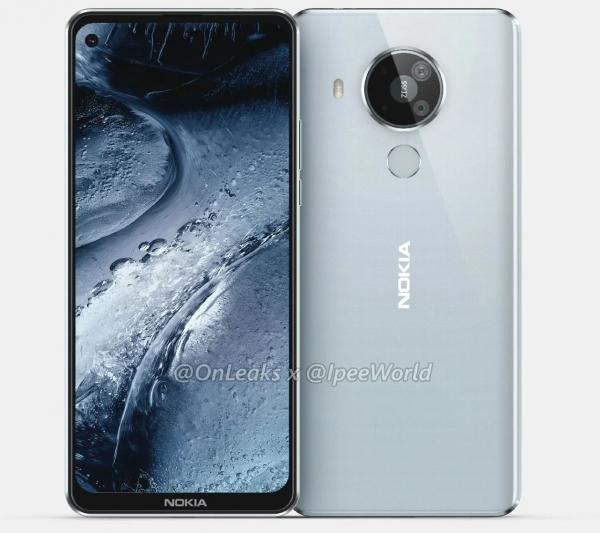 Раскрыт дизайн Nokia 7.3 в стиле Джеймса Бонда