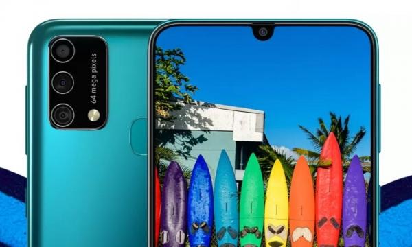 Samsung Galaxy F41: характеристики и рендер
