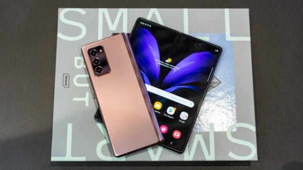 Samsung Galaxy Z Fold2: Первый взгляд