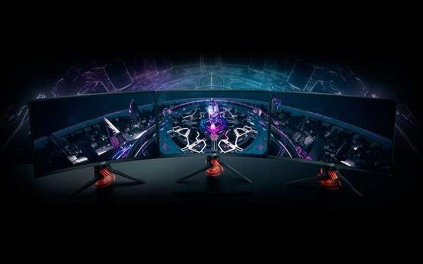 Strix XG27VQ: новая линейка игровых мониторов для геймеров от Asus