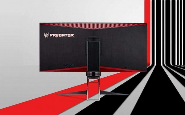 Сумасшедший и большой изогнутый монитор Acer Predator Z35P для геймеров с высокой ценой