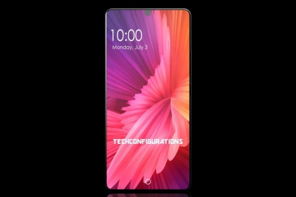 Xiaomi Mi 7 первое видео. Самый лучший в мире смартфон