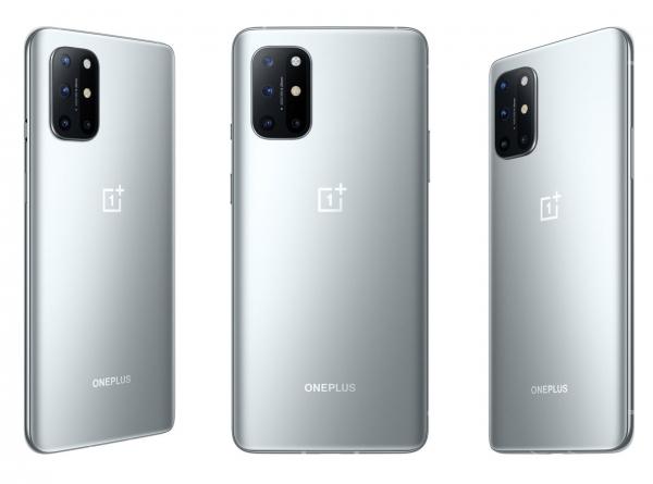 Рендеры и характеристики OnePlus 8T в двух цветах