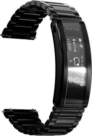 Sony Wena 3: обычные часы станут умными