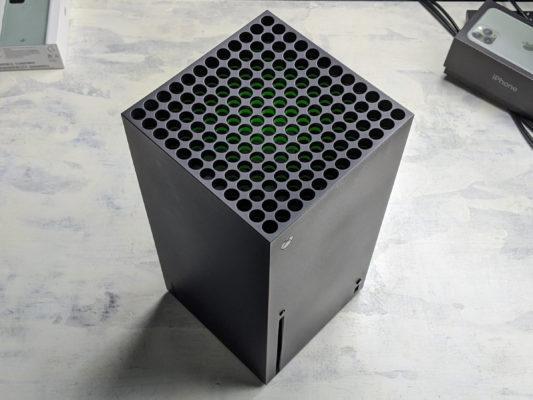 Xbox Series X: Распаковка и первый обзор