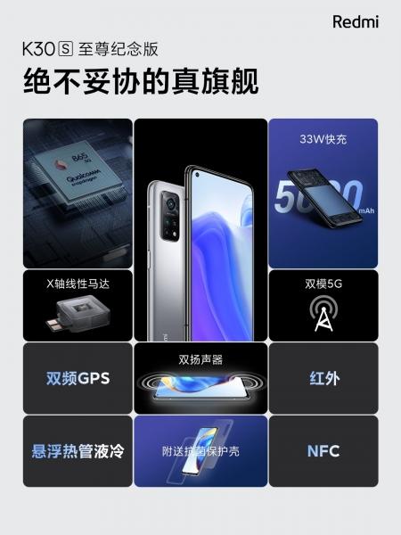 Xiaomi Redmi K30S: во сколько выйдет покупка из Китая на распродаже 11.11
