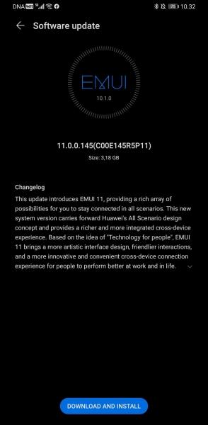 Huawei Mate 30 Pro заполучит EMUI 11
