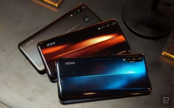 iQOO выпустит новый среднебюджетный девайс