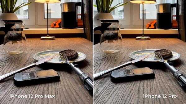 Камера iPhone 12 Pro Max: Разбор