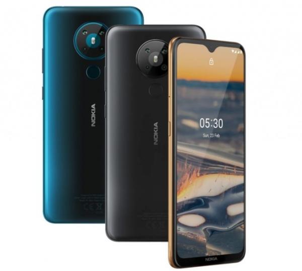 Компания спешит выпустить Nokia 5.4