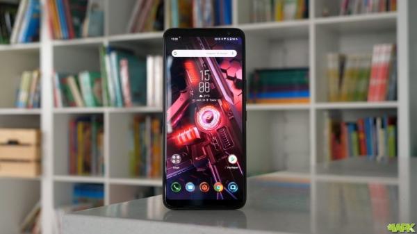 Обзор ASUS ROG Phone 3: топовый смартфон для игр