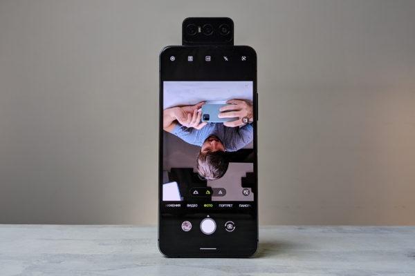 Обзор ASUS Zenfone 7 Pro: Недельный тест