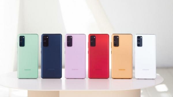 Очередная попытка Samsung исправить тачскрин в Galaxy S20 FE