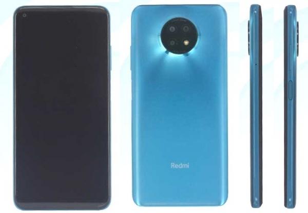 Redmi Note 9 5G может выйти на следующей неделе