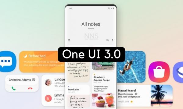 Samsung перевыпустила One UI 3.0 Beta