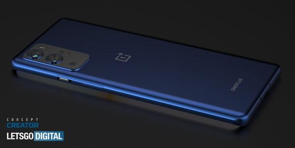 Шикарный OnePlus 9 Pro на детальных рендерах + видео
