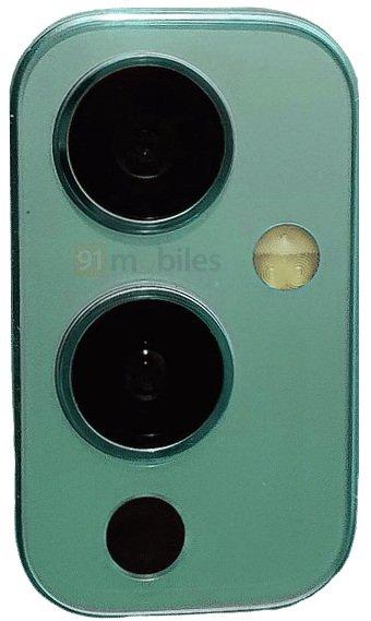 Живые подробности камеры OnePlus 9