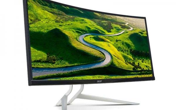 Acer XR382CQK является 37.5-дюймовым QHD монитором для геймеров и профессионалов