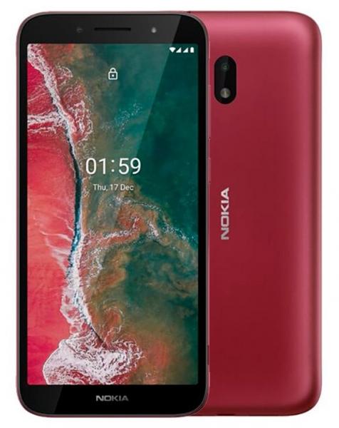 Анонс Nokia C1 Plus – доступный и компактный 4G-девайс