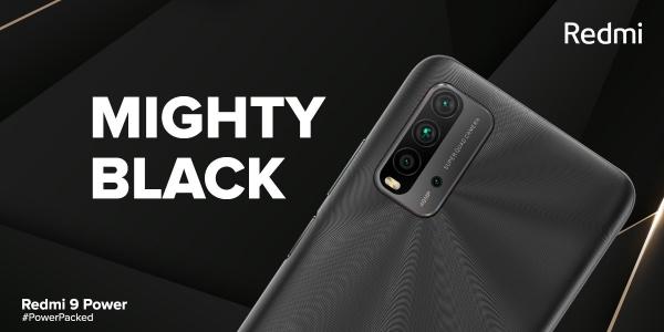Анонс Redmi 9 Power – доступный и мощный смартфон на 6000 мАч