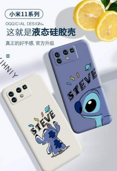 Экстерьер Xiaomi Mi 11 Pro может быть совсем другим