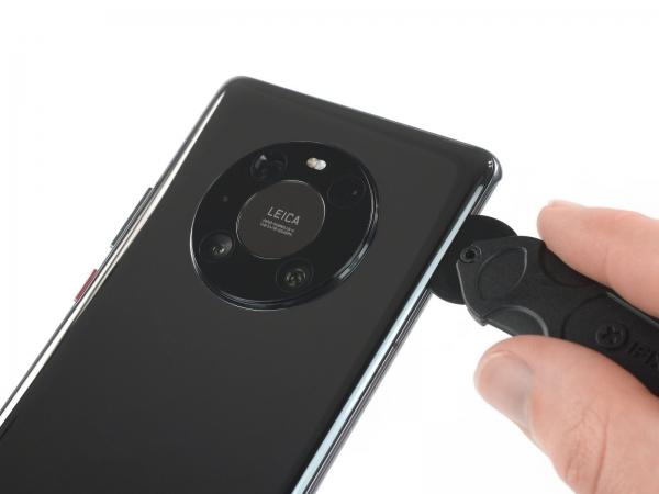 Huawei Mate 40 Pro провалил тест на ремонтопригодность