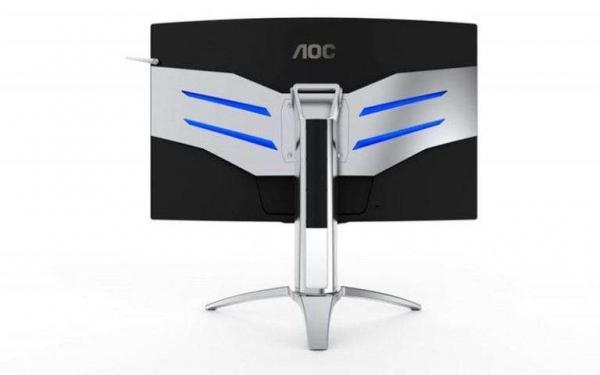 Изогнутые мониторы AOC AGON AG322QCX и AOC AGON AG272FCX созданы для геймеров и профессионалов