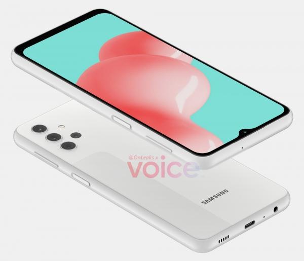 Качественные рендеры самого доступного Samsung Galaxy с 5G