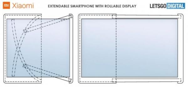 Концепт смартфона Xiaomi с двумя дисплеями