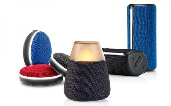 LG представила три новые акустические системы PH2, PH3 и PH4 предлагающих звук 360 градусов