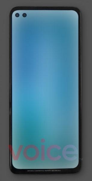 Motorola Nio: доступный флагман на живом снимке