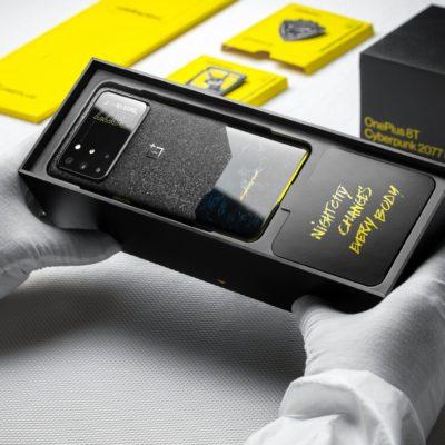 OnePlus 8T Cyberpunk 2077 Edition: Обзор главного смартфона Night-City