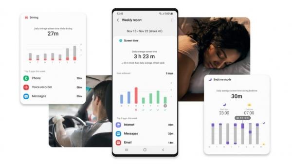 Samsung представила One UI 3 в России
